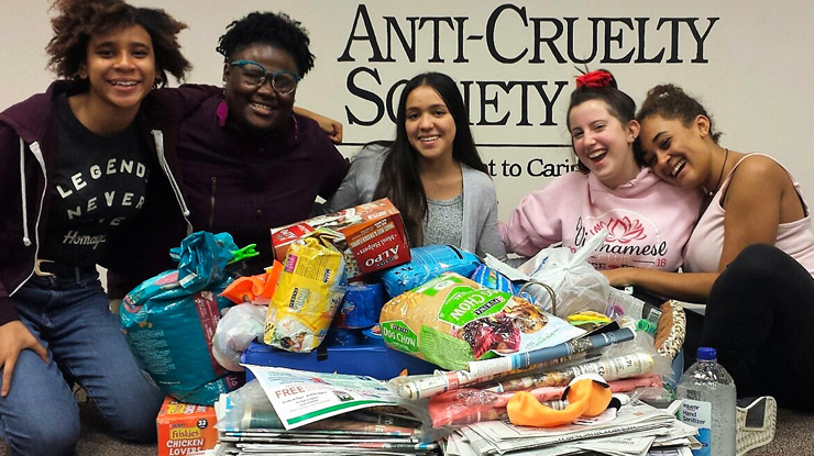 The Anti-Cruelty Society's After School Advocates